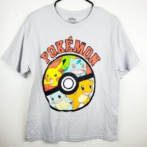 POKEMON Original Classics Graphic Cotton T-shirt